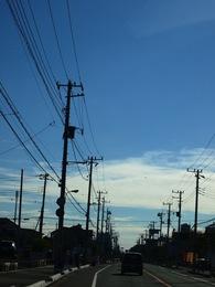 8時前の電車に乗るためにおとうちゃんに駅まで送ってもらいました.jpg