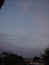 その時 東南の空にはレモンな月が.jpg