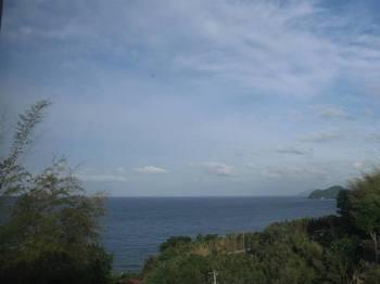 ちよさん!海が綺麗と 幸っ子さんが呼んでくれた ほんとうだ~♪.jpg