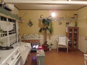 キッチンに立って眺めるこの景色が好き(笑).jpg
