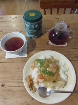 今日のお昼ごはんは中華にしました♪.jpg