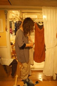 大量の洗濯物は夜のうちに....jpg