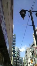 店じまいした第一デパートの看板 ノスタルジイ~.jpg