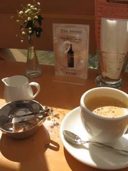 日だまりでコーヒーを。。。.jpg