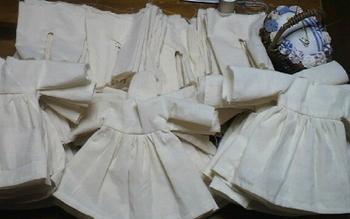 清里 教材の洋服 作り終わりました♪.jpg