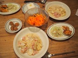 生メカジキのソテー ジャガイモとベーコンのチーズとじ.jpg