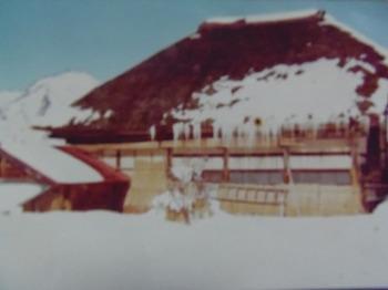 福島県南会津郡只見町 59年前の3月31日 この家に生まれて・・・。.jpg