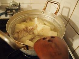 肉入り湯豆腐 美味しかった~.jpg