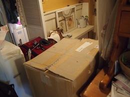 設営備品。展示用ドールから雑貨 本 ミニハウス 戻ってきました~.jpg