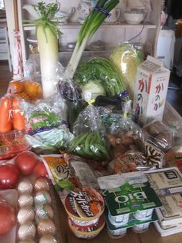 野菜その他買いだめ~♪.jpg
