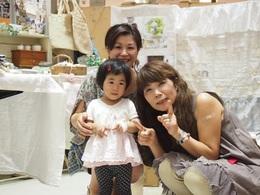 青山に続きお会いできました ママ綺麗ですね~ あなた可愛いでちゅね~.jpg