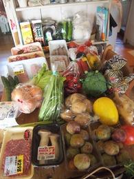 食材をたくさん買って帰りました.jpg