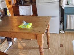 テーブルの下 椅子はいっぺんにどかして サッサッサ♪.jpg