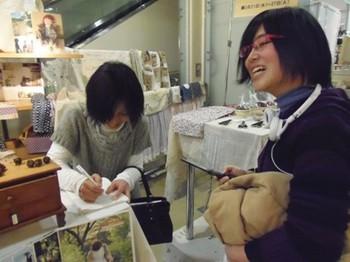 娘さんは春から仙台の専門学校にお母さんは福島で^;^.jpg