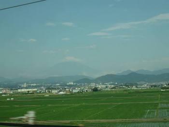 新幹線から富士山を見ながら いざ京都へ.jpg