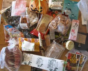 清里で沢山のお土産やお手紙をいただきました ありがとうございます♪.jpg